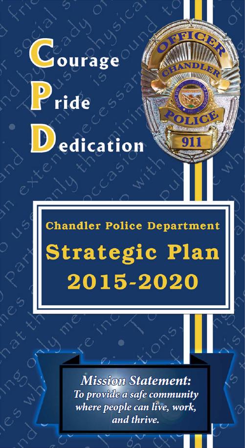 Strategic Plan Cover Image